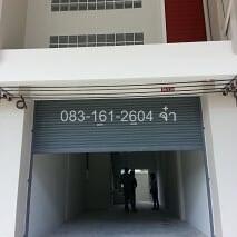 ขายอาคารพาณิชย์ 17ตรว. ไทไอยรา2 ใกล้ ตลาดไทย , แมคโคร 083-161-2604 จ๋า