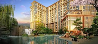 Zen  City Condominium คอนโดมีเนียมสุดหรู  สัมผัส ความงามอย่างมีสไตล์ สะท้อนความหรูหราในการใช้ชีวิตแบบตะวันออก