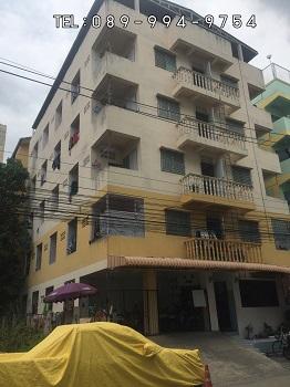 ขายอพาร์ทเม้นท์ 5 ชั้น เนื้อที่ 60 ตาราวา 50 ห้อง ใกล้นวนคร