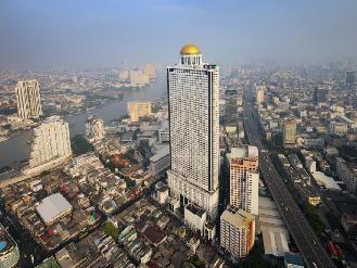 ให้เช่าสำนักงาน 180ตารางเมตร ชั้น 32 อาคาร State Tower สีลม