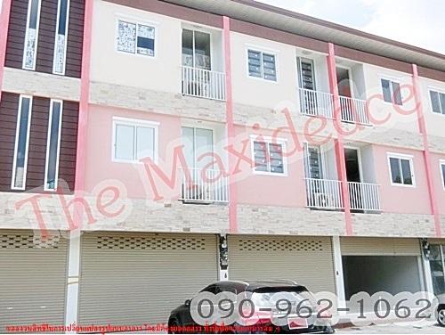 ขายบ้านใหม่ 3 ชั้น ราคาถูกที่สุดในซอยวัดพระเงิน