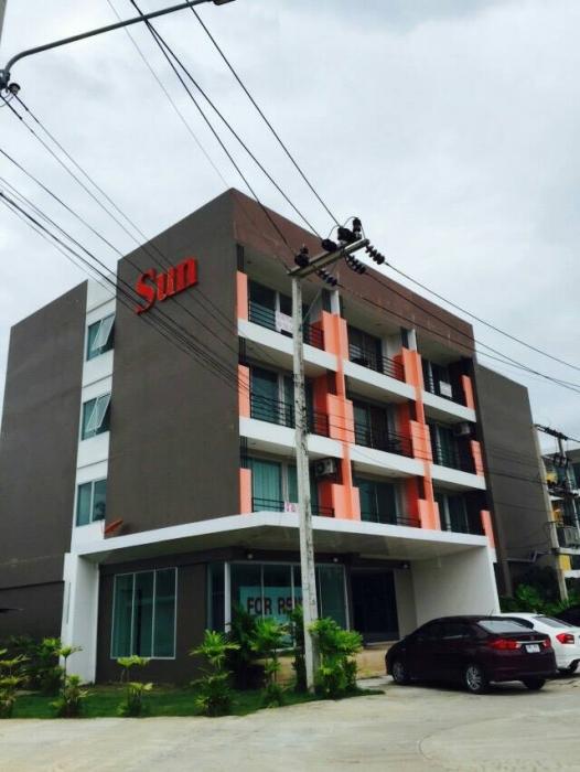 (ขาย) คอนโดใหม่ พร้อมเข้าอยู่ ภูเก็ต Condo for Sale (Phuket) Sun Condo