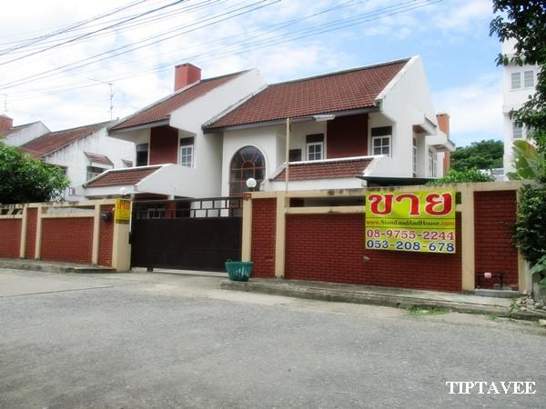 21387 ขายบ้านเชียงใหม่ บ้านข้างโรงแรมเชียงใหม่พลาซ่า ใกล้พันธุ์ทิพย์พลาซ่า อ.เมือง เชียงใหม่/House For SALE near Chiangmai Plaza Hotel, Mueang, Chiang