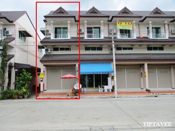 23105 ขายตึกเชียงใหม่ หมู่บ้านบ่อสร้างแกรนด์วิลล์ ห้องมุม สันกำแพง เชียงใหม่ / Building for SALE, on Borsang Grand Ville, Near Borsang, Sankamphaeng,