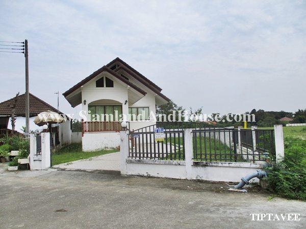 21371 ขายบ้านเชียงใหม่ บ้านฮิลล์ไซด์โฮม 2 ใกล้บ่อสร้าง ต้นเปา สันกำแพง เชียงใหม่ / Chiangmai House for Sale, on Hillside Home 2 Village, Near Borsang,