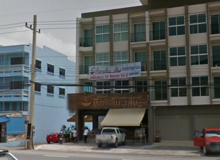 ขาย อาคารพาณิชย์ 4 ชั้น พร้อมกิจการร้านก๋วยเตี๋ยว ติดถนนเพชรเกษม (47ตร.วา) ติดอันดับร้านแนะนำ ทำเลดีที่สุด เจ้าของขายเอง