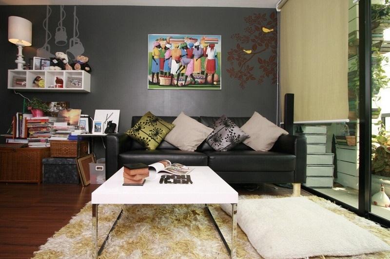 ++ ให้เช่าคอนโด ++ D65 Condominium สุขุมวิท 65 ขนาด 51 ตรม 1 ห้องนอน เฟอร์ครบ ใกล้ BTS เอกมัย และ พระโขนง
