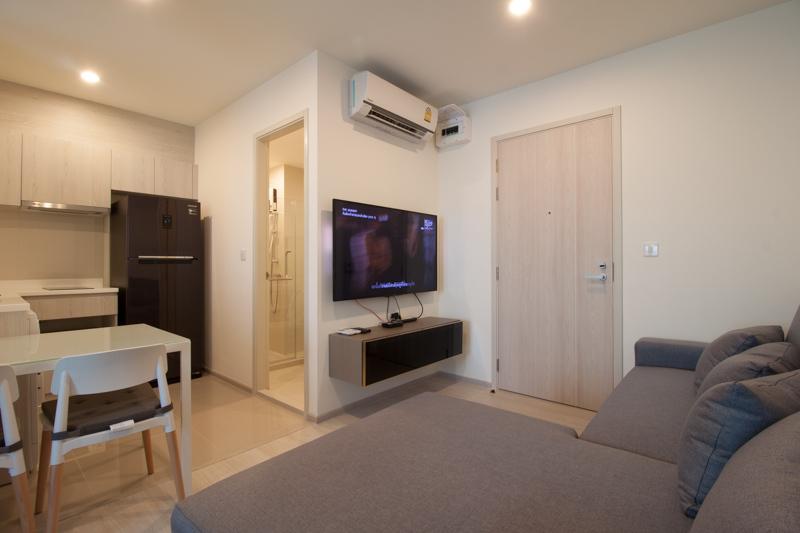 ++ ให้เช่าคอนโด ++ LIFE ASOKE ขนาด 36 ตรม 1 ห้องนอน คอนโดกลางเมือง MRT เพชรบุรี ARL มักกะสัน