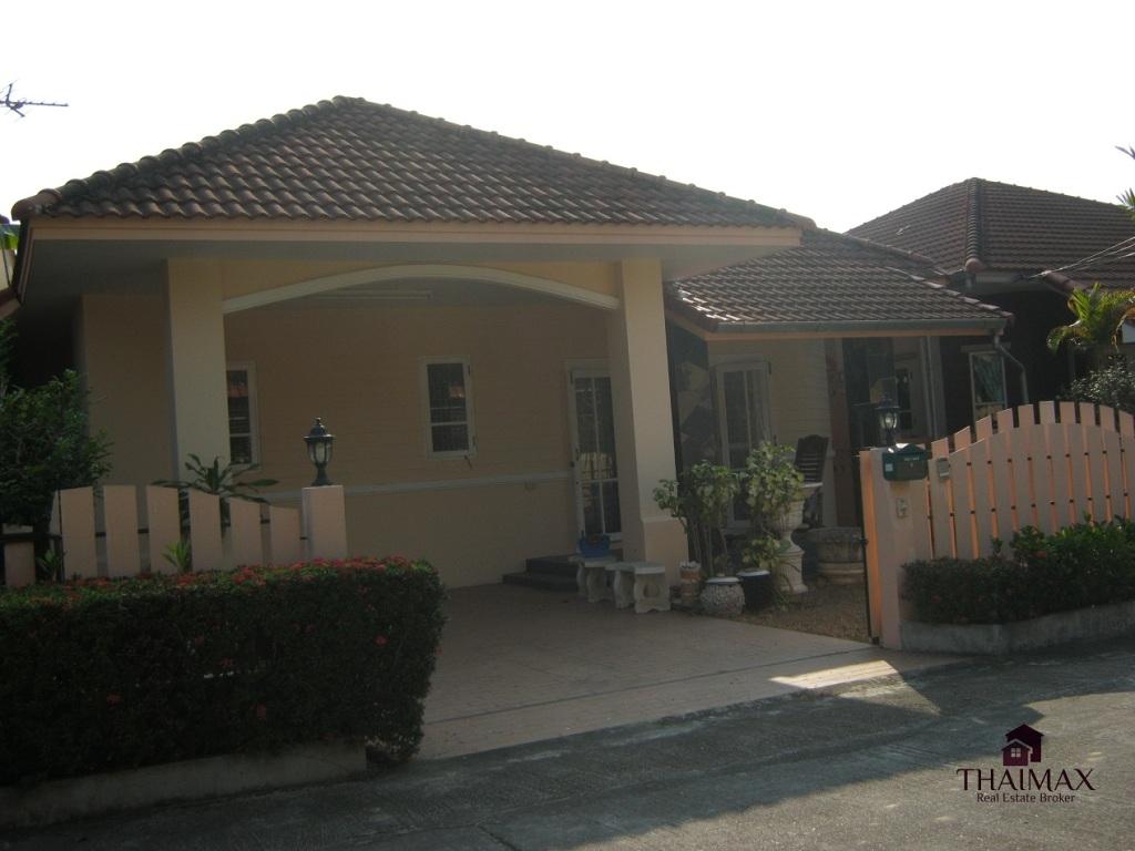 ขายบ้านชั้นเดียวบนที่ดินกว้าง 119 ตรว. ในหมู่บ้านจัดสรร ต.ตลาดขวัญ ดอยสะเก็ด เชียงใหม่