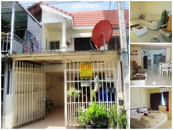 24054 ขายบ้านเชียงใหม่ ให้เช่าทาวน์เฮาส์หลังโรงเรียนสารสาสน์วิเทศ ต.ท่าศาลา อ.เมืองเชียงใหม่ / House for Sale-Rent Near Chiangmai Raiway Station, Tha