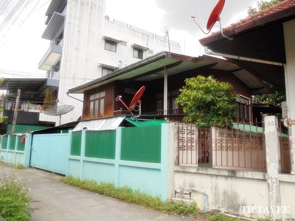 21403 ขายบ้านเชียงใหม่ ให้เช่าบ้านช้างม่อย ใกล้ประตูท่าแพ อ.เมือง เชียงใหม่ Sale-Rent House Near Thapae Gate Chiangmai THAILAND