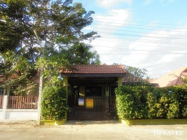 21363 ขาย-ให้เช่าบ้านเชียงใหม่ บ้านฮิลล์ไซด์โฮม 2 ใกล้บ่อสร้าง วัดพระนอนแม่ปูคา ต้นเปา สันกำแพง เชียงใหม่ / Sankamphaeng House for Sale-RENT, Chiangma