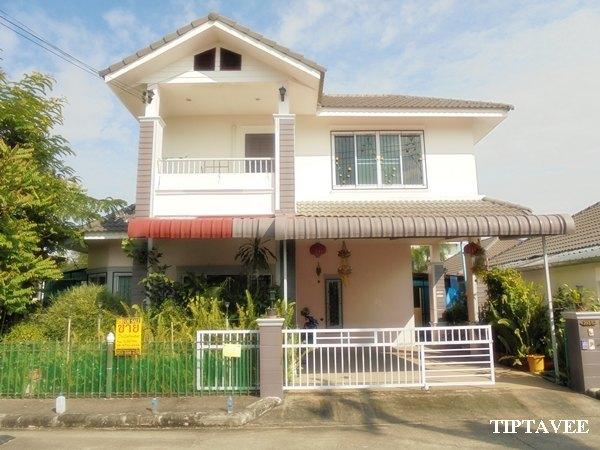 21404 ขายบ้านเชียงใหม่ บ้านรุ่งธนา 4 สันปูเลย ดอยสะเก็ด เชียงใหม่ House for SALE, Rungthana 4 Village, Sanpuloei, DoiSaket, Chiangmai, THAILAND.