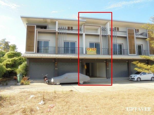 23112 ขายตึกใกล้นิคมอุตสาหกรรมลำพูน บ้านกลาง อ.เมืองลำพูน Building For SALE Near Lamphun Industrial Estate, Banklang, Mueang Lamphun THAILAND.