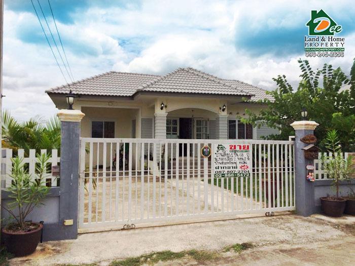 ขายบ้านเดี่ยว 1 ชั้น 68 ตรว. หมู่บ้านกลางเมือง เพชรบุรี บ้านกุ่ม เมืองเพชรบุรี (HM0083)