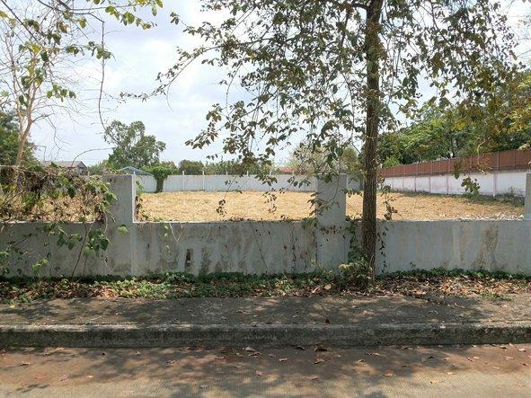 ขายด่วน ที่ดินเปล่า หมู่บ้านปัญญาอินทรา เนื้อที่ 1.0.48 ไร่ ใกล้สนามกอล์ฟ ทางด่วน