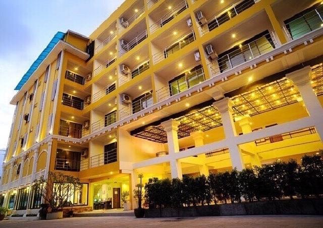 ขายโรงแรมAnsino Bukit ระดับสามดาว จังหวัด ภูเก็ต