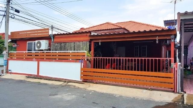 ขายบ้านเดี่ยวหมู่บ้านไข่มุก 3 ซ.อัลลายน์ ต.บ่อวิน จ.ชลบุรี