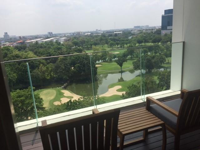 ให้เช่า คอนโด นอร์ธ พารค์ เพลส วิวสนามกอลฟ์ For Rent North Park Place Condo Golf Club 112 SQM