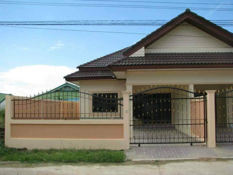 บ้านแฝด 2ห้องนอน2ห้องน้ำ1ห้องครัว อำเภอบางละมุง จังหวัดชลบุรี