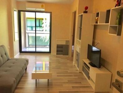 ให้เช่า คอนโด เดอะ คิวบ์ พลัส แจ้งวัฒนะ The Cube Plus Chaengwattana 36ตรม ตึกC ชั้น2 ห้องมุม ใกล้ศูนย์ราชการแจ้งฯ