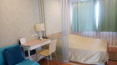 ให้เช่าคอนโด ใกล้ หาดพัทยาเหนือ 25 ตรม 1 ห้องนอน พร้อมอยู่ รหัส 14664