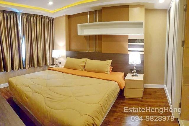 ให้เช่า คอนโด ริมทะเล THE NEAR 1นอน ห้องใหญ่ สวย ใหม่ ถูก วิวดี แต่งครบพร้อมอยู่ ศรีราชา ชลบุรี 094-9828979