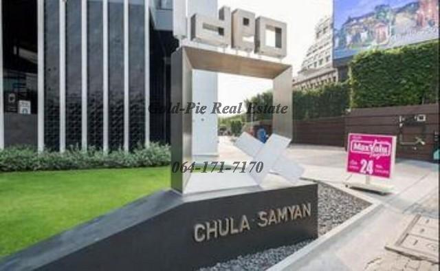 RC1960.M ให้เช่า Ideo Q Chula-Samyan – 25 ตรม Studio ชั้น25 – 19000 บาท รูปที่ 7