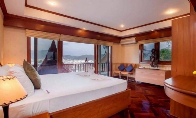 ขายบ้านเรือนไทย วิวสวย ใกล้หาดป่าตอง จังหวัดภูเก็ต 4 นอน 4น้ำ 150 ตรว