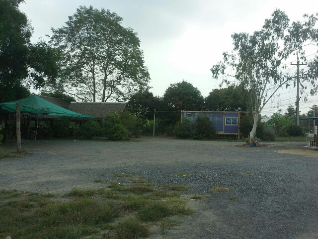 ขายที่ดิน เนื้อที่ 60-3-64 ไร่ ติดถนนลำลูกกา คลอง12 ปทุมธานี  เหมาะกับการลงทุน