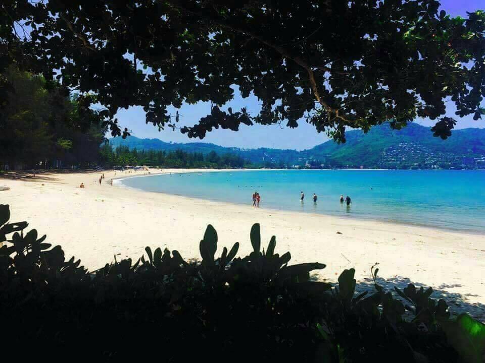 GR-108 ขายที่ดินสวยติดชายหาดริมทะเลภูเก็ต พื้นที่ 10 ไร่ 99 ตารางวา เหมาะสำหรับการสร้างโรงแรม