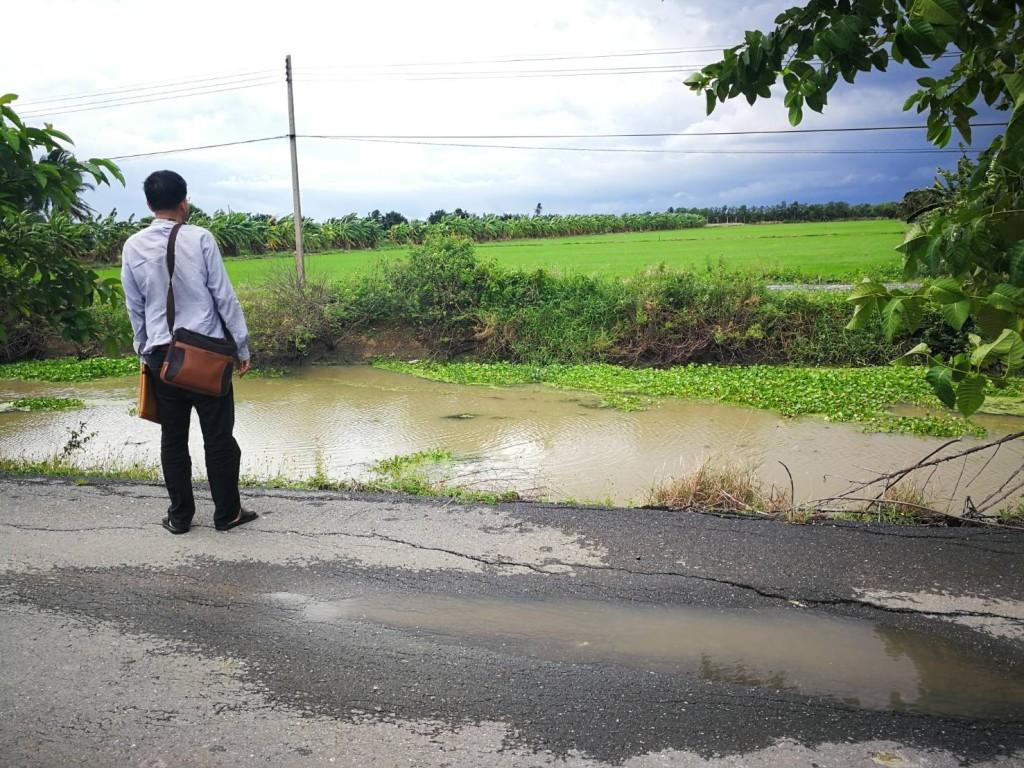 ที่ดินสวยเขตเกษตรกรรม พื้นที่สีเขียว ขนาด25ไร่3งาน(โฉนด)