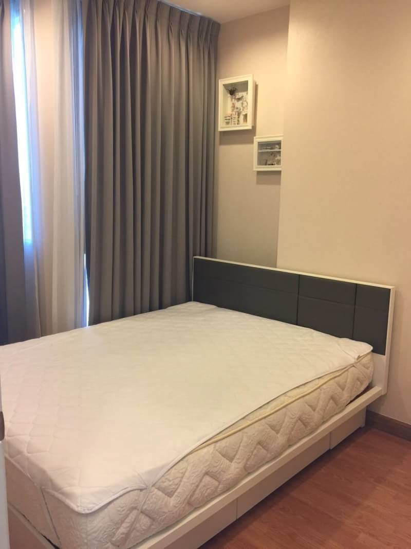 ให้เช่าคอนโด  Q House Sukhumvit 79 ใกล้ BTS อ่อนนุช 1 ห้องนอน 1 ห้องน้ำ