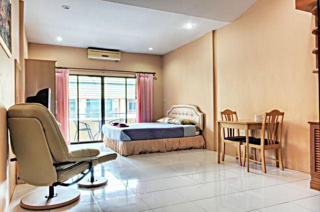 Guest house for sale in Jomtien 16 rooms