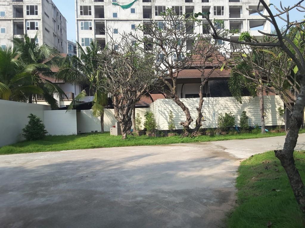 รีสอร์ทที่สวย Resort good location in Nort Pattaya