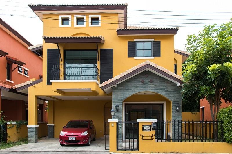 บ้านที่สามารถรองรับสมาชิกได้ทั้ง 3 รุ่นแบบสบาย ๆ บ้านเดี่ยว แม่โจ้