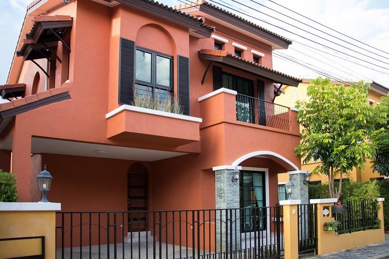 """""""บ้านพิลโล่ 36"""" พื้นที่กว้าง โปรโมชั่นเพียบ ราคาสบายกระเป๋า"""