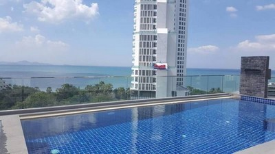 For rent Senerity condo  Wongamart   Naklua 16 the most beautiful room in this building