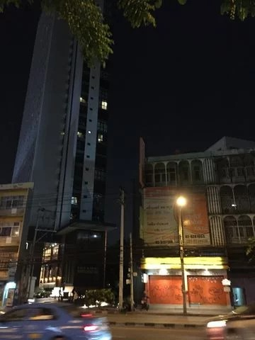 รหัสC1211  ขายอาคารพาณิชย์ 2คูหา 5ชั้น ริมถนนใหญ๋ ย่านลาดพร้าวใกล้ MRT