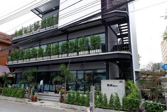 ให้เช่าอาคารพาณิชย์ 3 ชั้น เนื้อที่ 276 ตารางเมตรใกล้ MRT สุทธิสาร