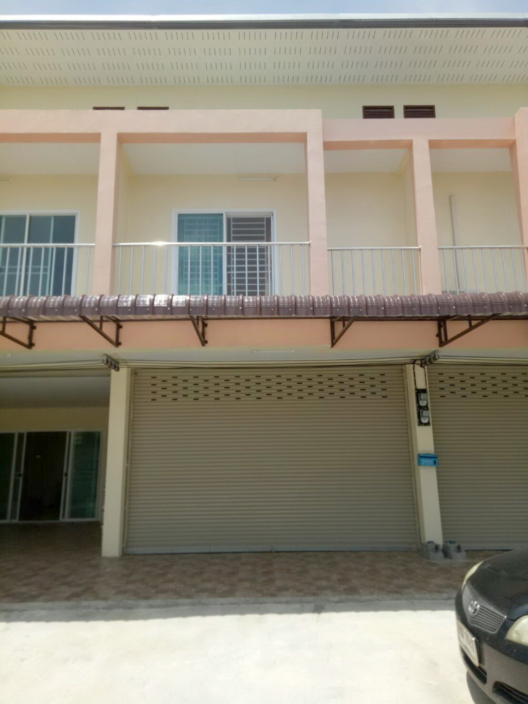 ขายบ้านทาวน์โฮม อ.เมือง จ.สงขลา ซอยหอพักคุณหญิง แยกสำโรง บ้านใหม่ มือ 1 จำนวน 2 หลัง