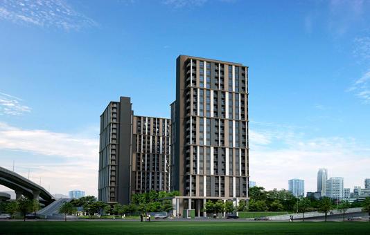 ขายคอนโดราคาถูก โครงการหรู The Key แจ้งวัฒนะ อาคาร B ชั้น 12 ระเบียงทิศใต้
