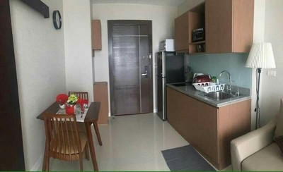For RENT Rental 22000 Baht per month The Sky Condominium Sriracha 1bed 1bath 35.17sqm   รูปที่ 1