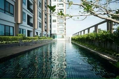 For RENT Rental 22000 Baht per month The Sky Condominium Sriracha 1bed 1bath 35.17sqm   รูปที่ 4