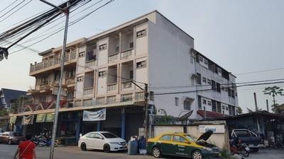 ขายด่วน อพาร์ท เม้นท์ ในซอยลำลูกกา 13  ราคา 15ล้าน 150 ตรว