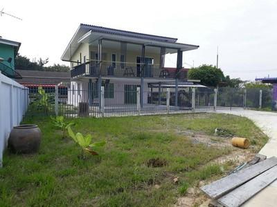 ขายที่ดินพร้อมบ้านใหม่ 1ไร่ 20ล้าน ที่ริมแม่น้ำสามโคก