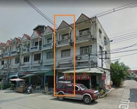 เช่าอาคารพาณิชย์ หมู่บ้าน ป. ผาสุขบางบัวทอง นนทบุรี