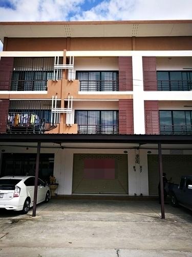 ขาย อาคารพาณิชย์ โครงการพานทองเซ็นเตอร์ ชลบุรี