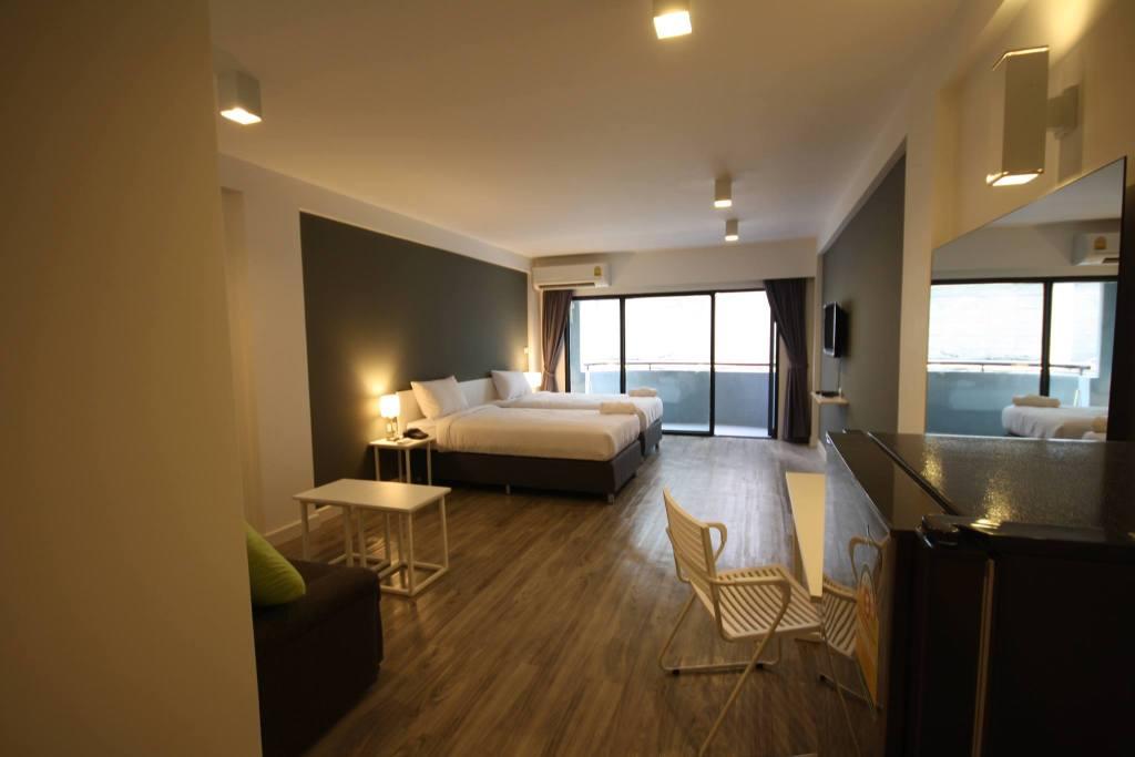 เบดส์ อพาร์ทเม้นท์ Beds Apartment