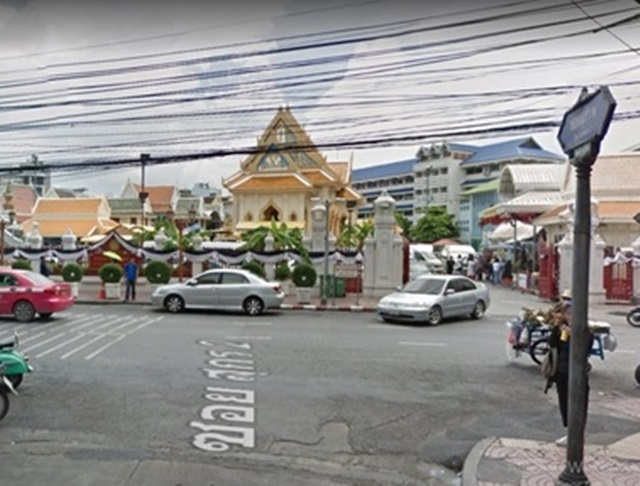 ขาย/ให้เช่า ตึกแถว 5ชั้น 2คูหาทะลุกัน ตลาดน้อย - ซอยสุกร2 ใกล้ MRT